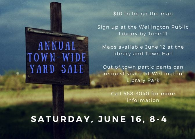 AnnualTown-Wide Yard Sale