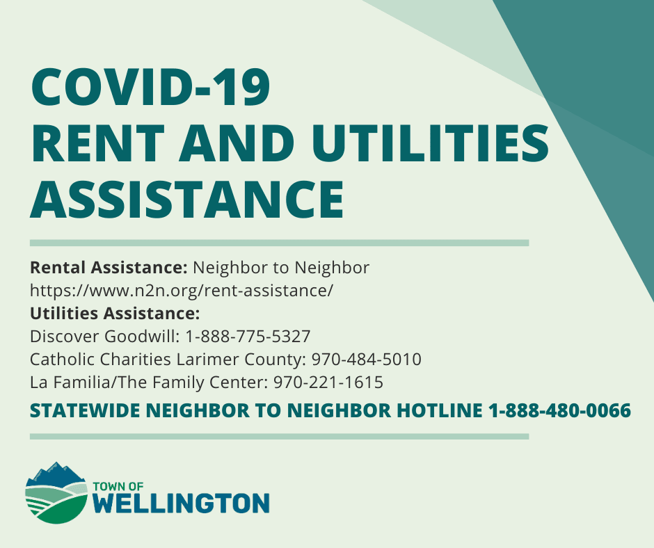 RENT AND UTILITY ASSISTANCE AVAILABLE (1)