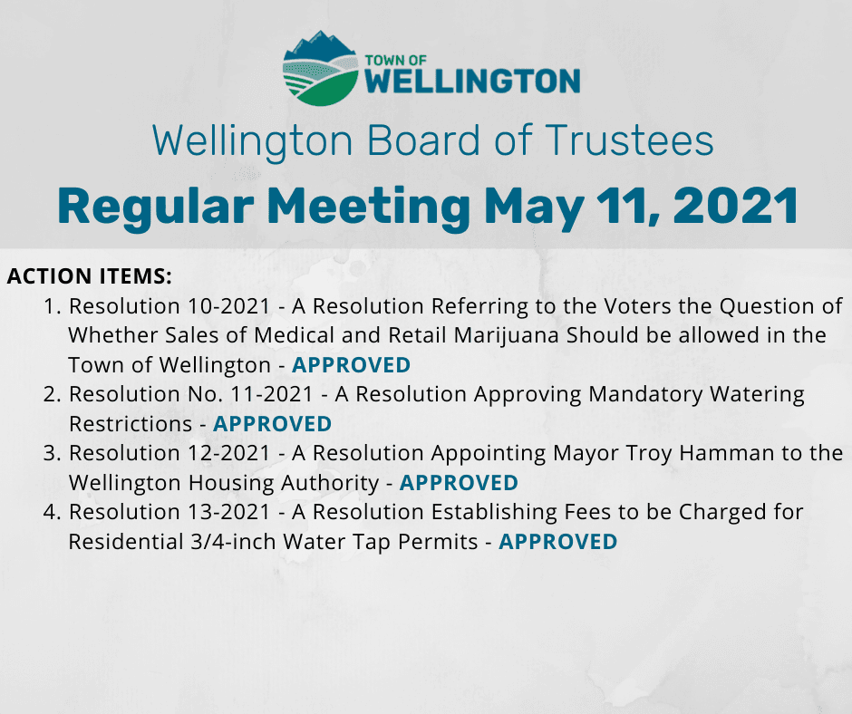 5.11.21  Board Meeting Summary